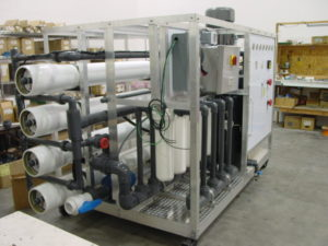 40000 GPD Reverse Osmosis Water System