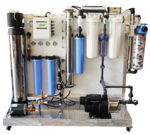 Custom Whole House Reverse Osmosis System