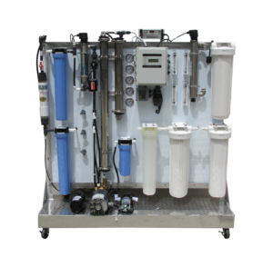 High Purity Water Filters Treatment Units