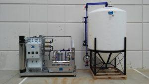 Custom Pure Water Treatment