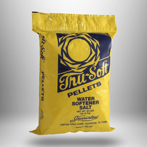 Soft Water Salt Pellets water softener