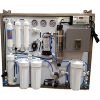 High Purity Water Filtration System
