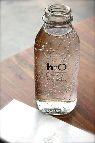Manganese free drinking water